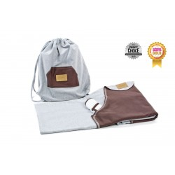 Baby-Wrap Carrier (Brown)