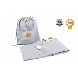 Baby-Wrap Carrier (Grey)