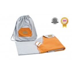 Baby-Wrap Carrier (Orange)