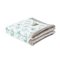 Baby Blanket (Owl)