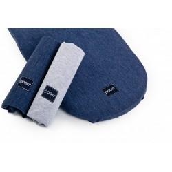 2-pack stroller sheets (Grey & Navy)