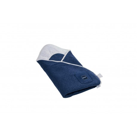 Baby Wrap (Navy-Grey)