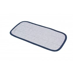 Changing Mat (Grey-Navy)